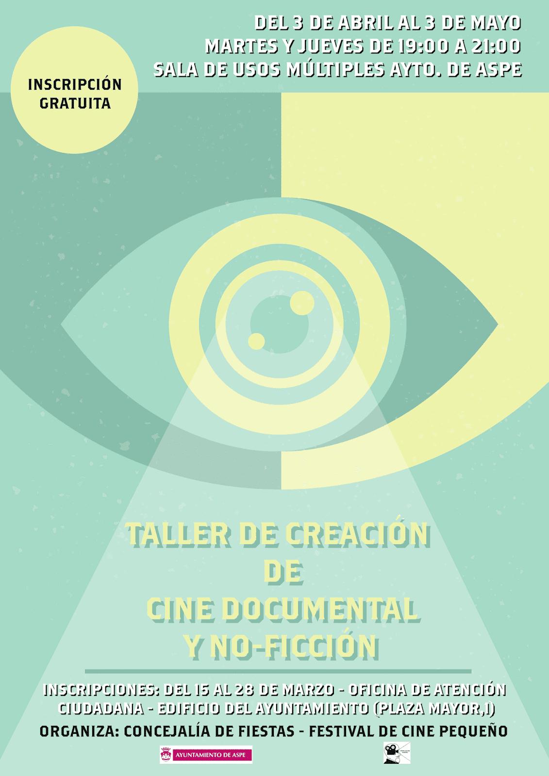 Taller de creación de cine documental