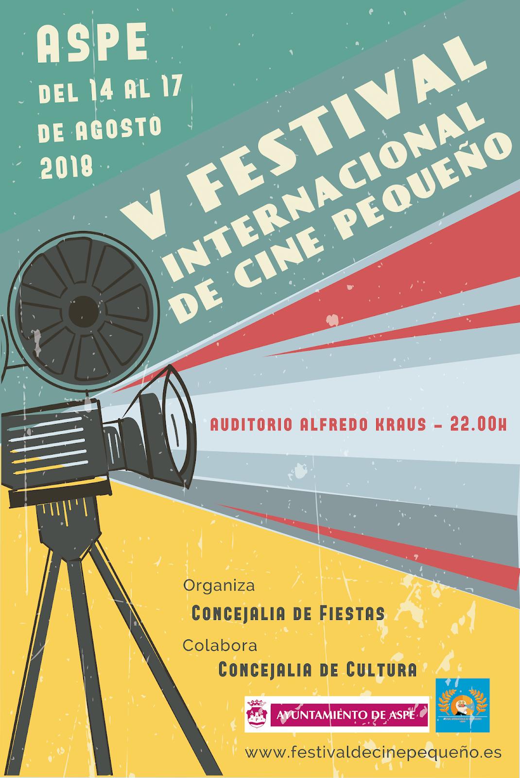 V Festival Internacional de Cine Pequeño
